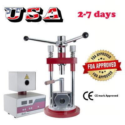 400w Dental Dentistry Flexible Denture Machine Injection System Lab Equipment A