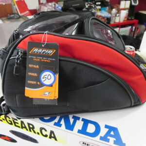Brand New HONDA  Motorcycle Tank Bag Only $50 RE-GEAR