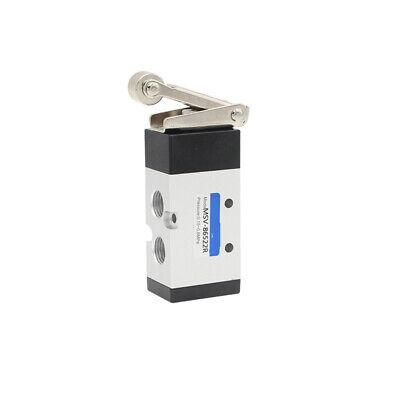 Msv-86522r 13mm Thread Input 25 Way Roller Type Solenoid Air Mechanical Valve