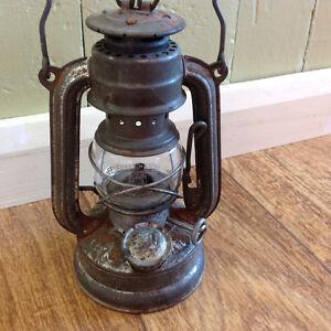 Fanal - Lampe antique