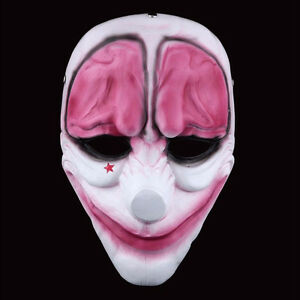 Payday Hoxton Mask (1/1 Scale)