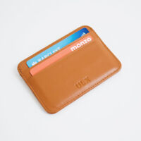 LOST: brown leather cardholder wallet near Young/Agricola