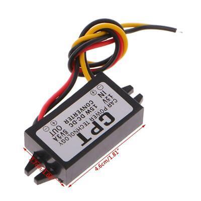 Dcdc Converter Regulator 12v To 5v 3a 15w Car Led Display Power Supply Module