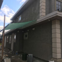 STUCCO NEW HOMES PATCH AND REPAIR, Lower Mainland.