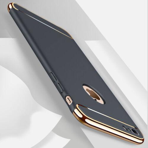 neu luxus d nne galvanisiert r ckschale f r iphone 6 6s 7 7s plus ebay. Black Bedroom Furniture Sets. Home Design Ideas