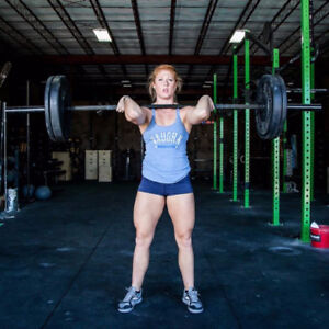 205KG Rogue Ohio Power Bar Olympic Powerlifting Weight Set