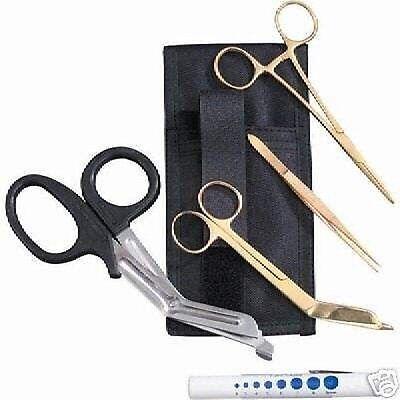 Nurse Nylon Pocket Organizer Kit New