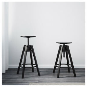 "Ikea ""Dalfred"" Stools (Set of 2)"
