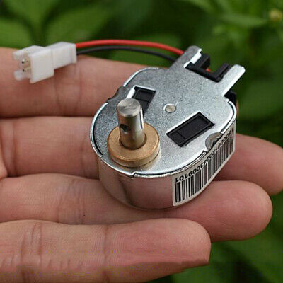 20 Degree Dc 24v Mini Rotating Type Self-locking Rotary Solenoid Electromagnet