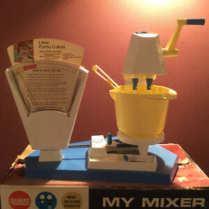 VINTAGE MY TOY MIXER by GILBERT