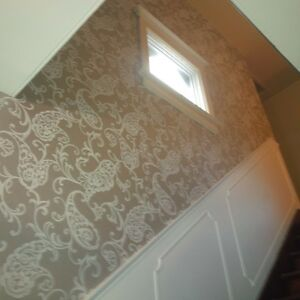 EXPERIENCED FEMALE PAINTER AND WALLPAPER HANGER! Cambridge Kitchener Area image 2