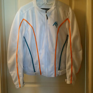 LADIES HARLEY DAVIDSON MOTORCYCLE JACKET