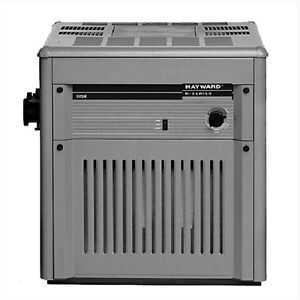 Hayward H Series Millivolt H2501 Natural Gas Swimming Pool Heater Ebay