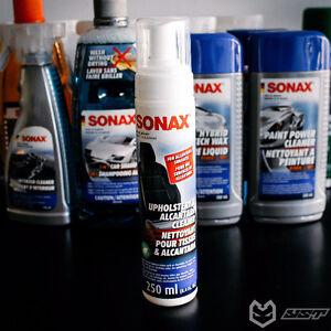 SONAX Alcantara & Upholstery Cleaner 250 ml