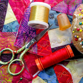 Sewing and stitching
