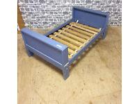 Solid Wood kids Single Bed Frame