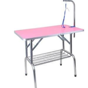 Large Foldable Pet Dog Cat Grooming Table Pet supplies NO.239047