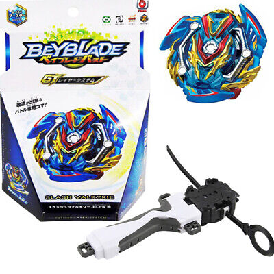 Beyblade Burst B-134 Booster Slash Valkyrie.Bl.Pw Retsu With Launcher+Grip New
