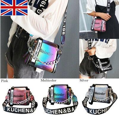 Women Small Cross Body Messenger Over Shoulder Bag Handbag Bag Satchel Bags PEA