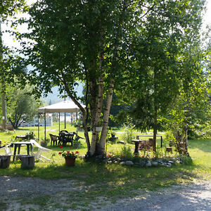 Campground and mobile home park for sale