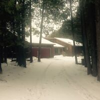 Original Owner build, on 6.7 acres - mixed forest in Oro-Medonte