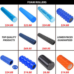 Stretch Foam Massage Roller Rumble Therapy Stretching Rollers