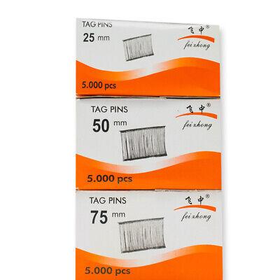 Garment Clothing Dress Price Pricing Label Tagging Tag Gun Machine5000pcs Barbs