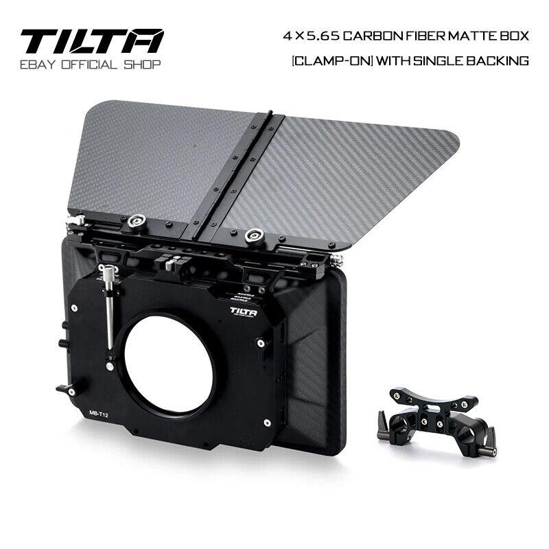 Tilta 4×5.65 Carbon Fiber Matte with Single Backing 134mm/114mm/110mm/95mm/80mm