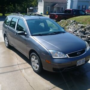 2007 Ford Focus Wagon-AS IS