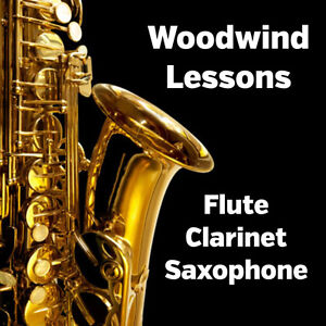 Saxophone, Flute and Clarinet Lessons in Mississauga
