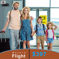 Book your Return flight Vancouver - Mexico $397