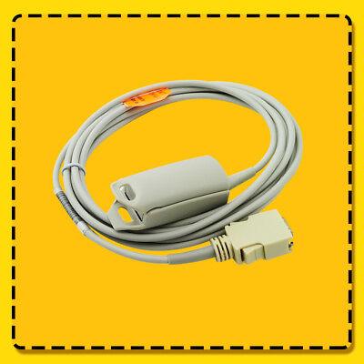 Usa Stockmasimo Reusable Spo2 Sensor Adult Finger Tpu Clip Sensor 3m 14pins