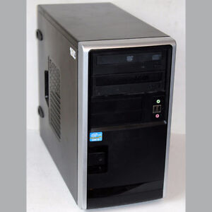 Custom Built Desktop PC Core i3 3.10GHz 4GB RAM 250GB HDD HDMI