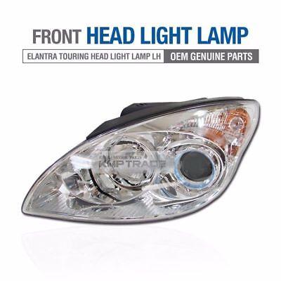 OEM Genuine Parts Black Bezel Head Light Lamp LH RH for HYUNDAI 2004-06 Elantra