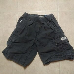 Boys Size 6 Children's Place Charcoal Gray Shorts