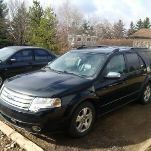 2008 Ford Taurus X Limited crossover AWD