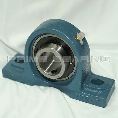 High Quality Ucak207-23 1-716 Low Shaft Height Pillow Block Bearing