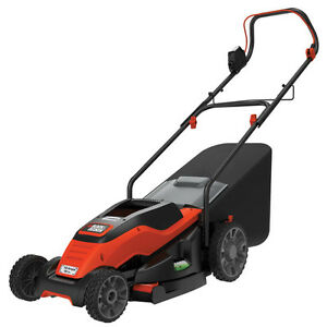 """Tondeuse / Lawn Mower Black and Decker 15"""" 10A Electric Edge Max"""