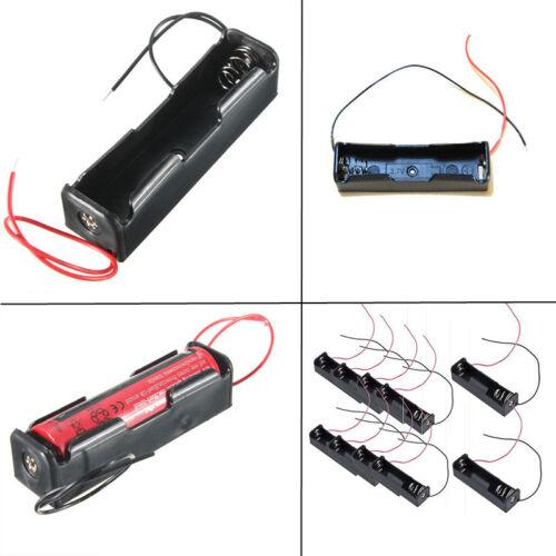 5Pcs Portative Battery Case Box Holder for 18650 Li-ion Batteries Cell 3.7V Home