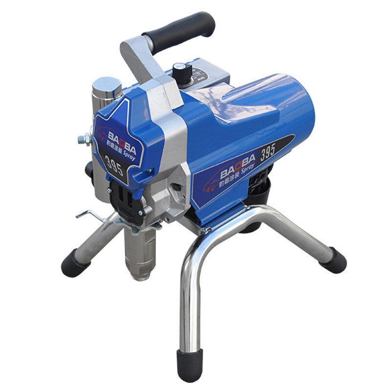 2200W 220V Airless Farbsprühgerät Spritzgerät Hochdruck Paint Spraying Machine