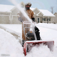 Monthly Flat rate snow removal 110$ a month