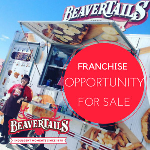 BeaverTails Mobile Franchise & Food Truck for Sale