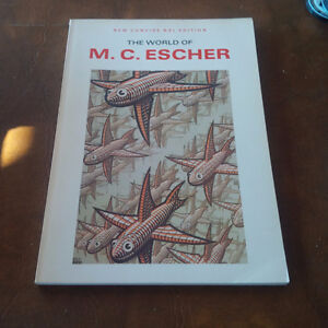 The World of M.C. Escher, New Concise Nal Edition, 1971 Kitchener / Waterloo Kitchener Area image 1