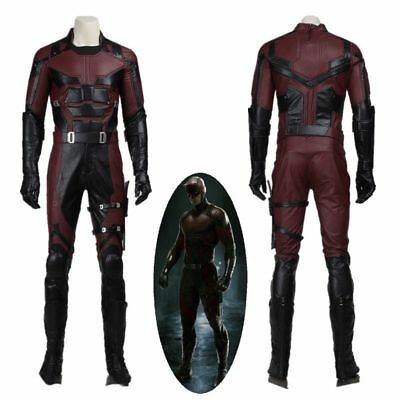 New Daredevil Cosplay Costume Matthew Michael Murdock