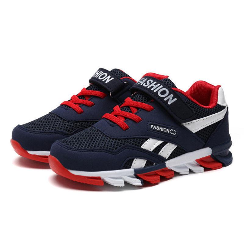 2018 Kinderschuhe Jungen Mes Turnschuhe Sneaker Running Schuhe Sports Laufschuhe