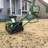 Spring Cleanups-Power Raking-Aeration-Weekly Lawn Mowing