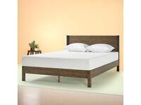 BED FRAME - Prinsburg Platform Bed (KingSize)