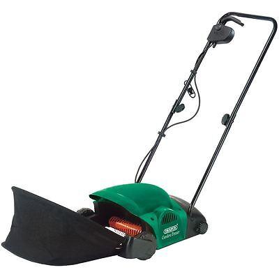 Draper 400w 300mm 230v Lawn Rake 82765