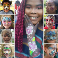 Painted Parrot Inc-Facepainting,glitter tattoos,balloons