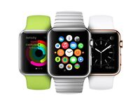 Apple Watch WANTED!! (Not iPhone Samsung phone)